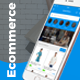 Ecommerce Android + iOS App Template (HTML + CSS files in IONIC 3) | Mobimall