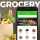 Grocery Android + iOS App Template (HTML + CSS files in IONIC 3) | Grocer