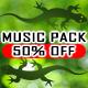 Marketing Music Pack
