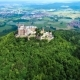Hohenzollern Castle, Germany. Aerial FPV Drone Flights. - VideoHive Item for Sale