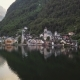 Aerial of Hallstatt, Salzkammergut, Upper Austria - VideoHive Item for Sale