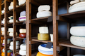 Cheese shop shelves, large assortment - PhotoDune Item for Sale