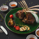Rack of Lamb with grilled vegetables - PhotoDune Item for Sale