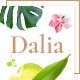 Dalia - A Modern Wellness and Lifestyle Theme