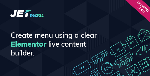 JetMenu - Mega Menu for Elementor Page Builder - CodeCanyon Item for Sale