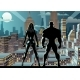 Superhero Couple Watch Night 2 - GraphicRiver Item for Sale