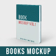 Books Mockup Vol 1