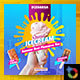 Ice Cream Banner - GraphicRiver Item for Sale