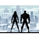 Superhero Couple Watch Winter 2 - GraphicRiver Item for Sale
