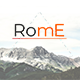 Rome - Creative Keynote Template - GraphicRiver Item for Sale