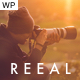 Reeal Photography WordPress Theme - ThemeForest Item for Sale