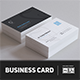 Minimalist Business Card Vol. 07 - GraphicRiver Item for Sale