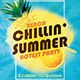 Chillin Summer Party Flyer - GraphicRiver Item for Sale