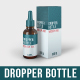 Dropper Bottle Mock-Up Vol 1