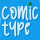 Comic Type - GraphicRiver Item for Sale
