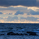 Windy Evening Makes Waves on the Baltic Sea - VideoHive Item for Sale