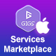 Gigs (Services Marketplace) - iOS Version - CodeCanyon Item for Sale