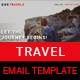 Travel Email Template - GraphicRiver Item for Sale
