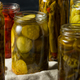 Homemade Pickled Vegetables in Jars - PhotoDune Item for Sale