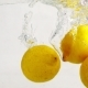 Lemons in on White Background - VideoHive Item for Sale