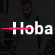 Hoba - Creative One Page Parallax - ThemeForest Item for Sale