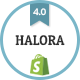 Halora - Simple, Clean & Minimalist Responsive Shopify Theme - ThemeForest Item for Sale