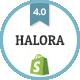 Halora - Simple, Clean & Minimalist Responsive Shopify Theme - ThemeForest Item for Sale