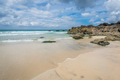 Tidal waves approaching the beach in St Ives - PhotoDune Item for Sale