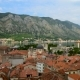 View of Kotor Old Town From Lovcen Mountain in Kotor, Montenegro. Kotor Is Part of the Unesco World - VideoHive Item for Sale