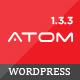 Atom - Responsive WooCommerce WordPress Theme - ThemeForest Item for Sale