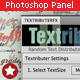 Textributer Panel - Random Text Distributer - GraphicRiver Item for Sale