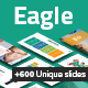 Eagle - Startup Business PowerPoint Presentation Template - GraphicRiver Item for Sale