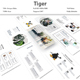 Tiger Multipurpose Google Slide Template - GraphicRiver Item for Sale