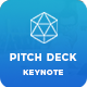 Bundle 2 in 1 Pitch Deck - Effective Keynote 2018