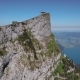 Aerial of Schafberg Summit Upper Austria - VideoHive Item for Sale