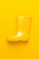 Yellow Gumboot  - PhotoDune Item for Sale
