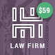 Hicks & Hynson - Law Firm/Attorney  WordPress Theme