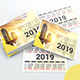 Pocket Calendar Mockups - GraphicRiver Item for Sale