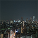 Tokyo, Japan, Timelapse  - Tokyo s city traffic at Night from the Bunkyo Civic Center - VideoHive Item for Sale