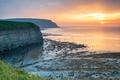 Sunset at Staithes - PhotoDune Item for Sale