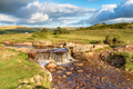 The Grimstone and Sortridge Leat on Dartmoor - PhotoDune Item for Sale