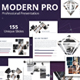 Modern Pro Keynote Presentation Template - GraphicRiver Item for Sale