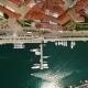 Aerial Top View of Old Town Kotor and Boka Kotorska Bay on the Adriatic Sea in Summer. Bay of Kotor - VideoHive Item for Sale