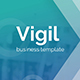 Vigil Business Premium Powerpoint Template - GraphicRiver Item for Sale