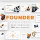 Founder Pitch Deck Google Slide Template