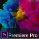 Colorful Smoke Logo - Premiere Pro - VideoHive Item for Sale