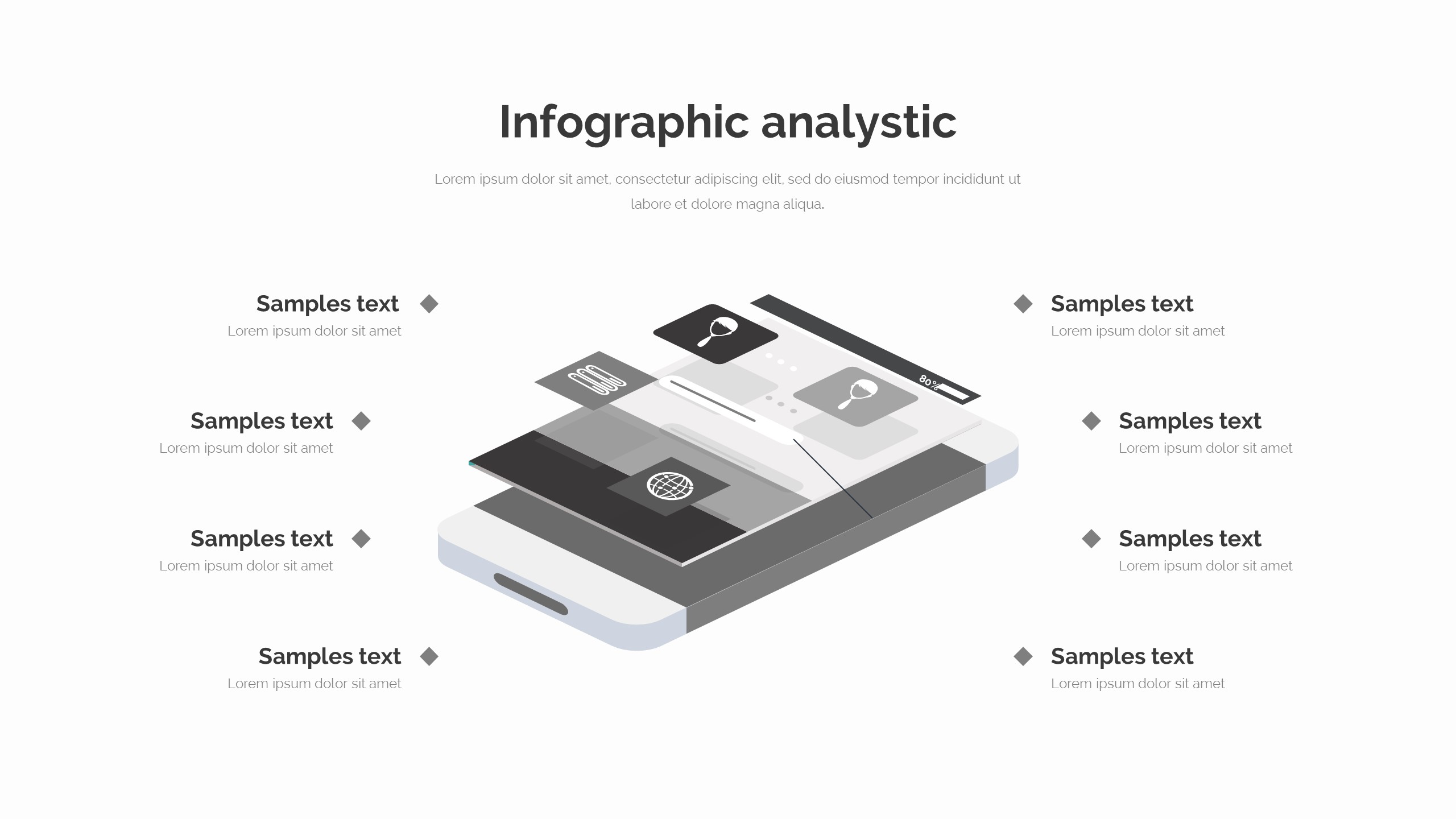eFocus Creative Google Slide Template
