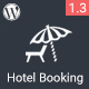 Luxury - Hotel Booking Wordpress Plugin