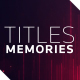 Memories Backgrounds - GraphicRiver Item for Sale