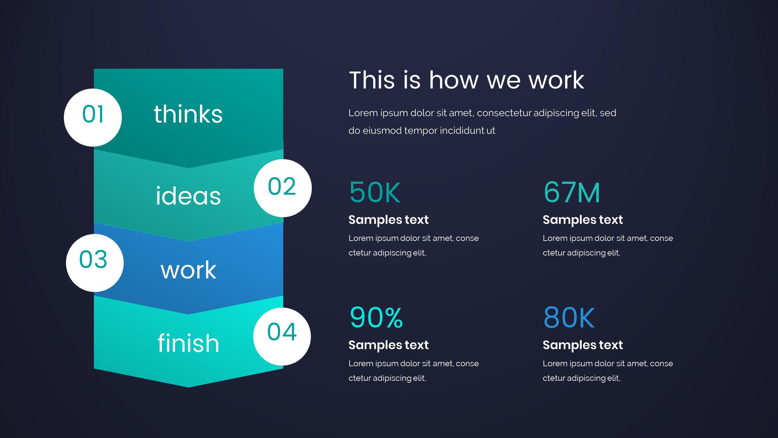 Digital Marketing Pro Design Powerpoint Template by 69slides ...
